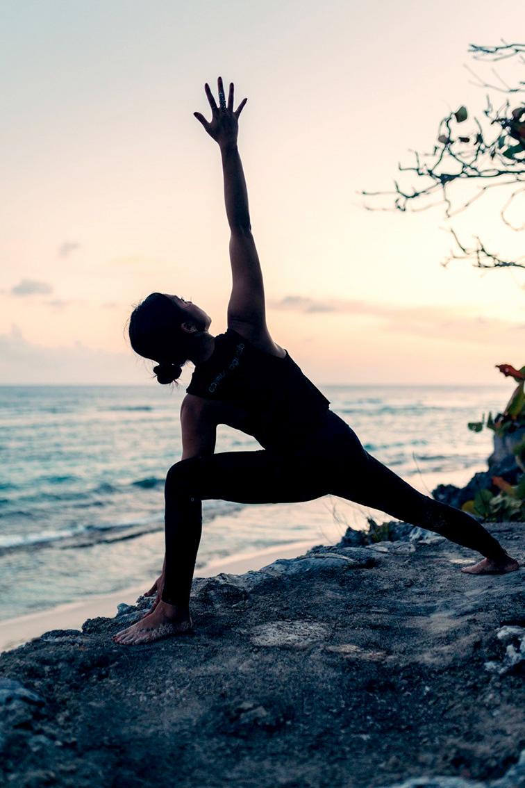 Lifestyle: Why practice yoga?