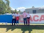 Cayman Heart Fund and Crighton Properties Donates AED to Academy Sports Club