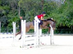 Double Wins for Ziemniak and Alberga at National Jumping Series Show