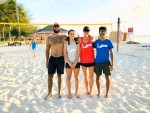 Youth Volleyball Hits the Beach for Their BIG-little Tournament