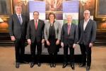Delegation promotes Cayman's Financial Services