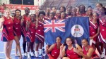 Cayman Islands Netball Team, the most successful team sport in 2019