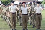 Cayman Islands Regiment Recruits Again