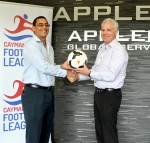 Appleby are new sponsors of the Under 18 high school football leagues