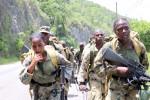 Jamaica's soldiers will stop virus spread