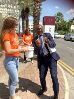 Change for Change Coin Drive