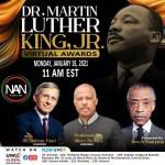 PRESTIGIOUS MARTIN LUTHER KING JR AWARD FOR SIR HILARY BECKLES