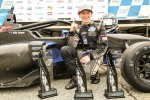 Cayman-based racer, 16, is way ahead