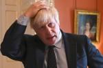 UK PRIME MINISTER UNDER INTENSE POLITICAL PRESSURE