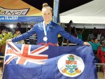 CBAC SWIMMERS REPRESENT CAYMAN AT UANA TOYKO OLYMPICS SWIMMING QUALIFIER