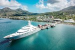 Dominica unlikely haven for superyachts