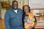 Fun food and fellowship Bodden Town East Seniors' night