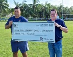 RF To Sponsor $25,000 To Cayman Rugby