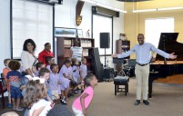 CAF helps youngsters love music