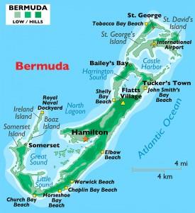 BERMUDA TIGHTENS UP ON WORK PERMITS