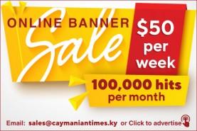 Online Banner Sale