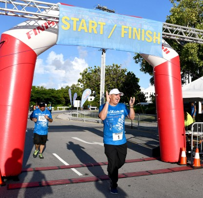 Seventh Annual DG's 5K Challenge Returns To All Cayman Islands