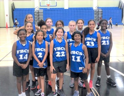 Prospect Claims Girls Inter-Primary Basketball Title