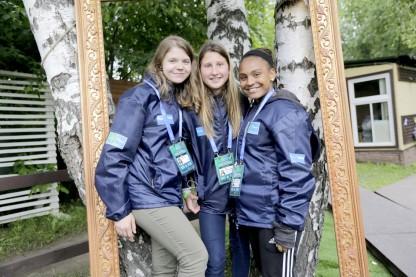 "Young Caymanian promotes global ""good news"""
