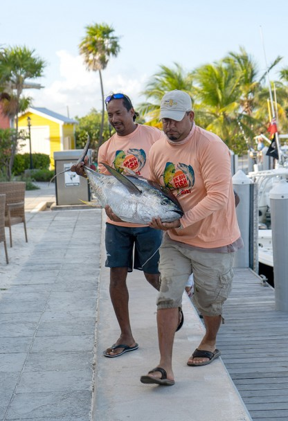 BURGER KING CAYMAN ISLANDS WIND UP THEIR FOURTH ANNUAL FISHING TOURNAMENT - BK BIG FISH