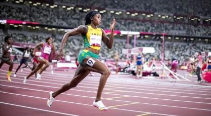 Elaine: I will dominate sprints now