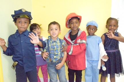 Shining Stars' Parade of Little Professionals