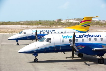 InterCaribbean filling void left by LIAT