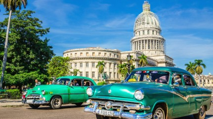 CUBA ON A CAUTIOUS COMEBACK FROM COVID