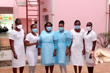 Guyana health workers get big bonus