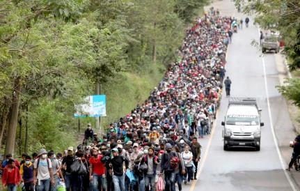 Honduran walk looks set to fail