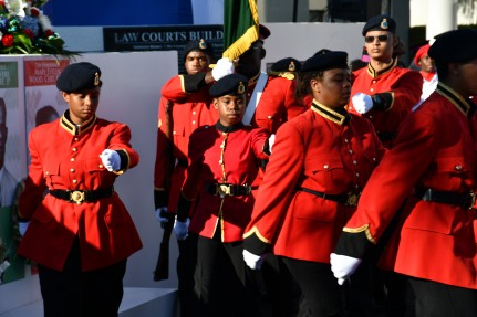 National Heroes Day Celebrations 2021