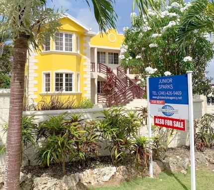 Barbados real estate is buoyant