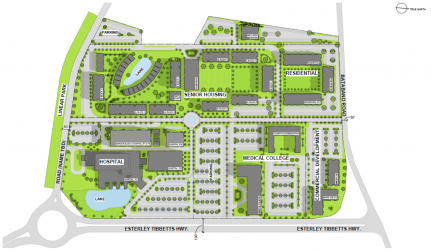 Aster Cayman Medcity Planned Area Development Application Gains Approval